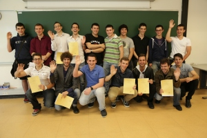 Promotion 2014 - DUT Informatique (FI)