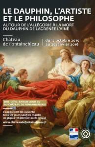 Allégorie à la mort du Dauphin