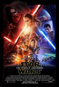 Affiche de Star Wars 7